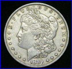 1891-cc Spitting Eagle Silver Morgan Dollar Vam-3