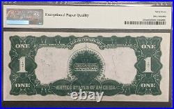 1899 $1 Black Eagle Silver Certificate FR#235 Mule GEM CU PMG 64 EPQ FREE SHIP