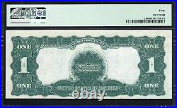 1899 $1 SILVER CERTIFICATE NOTE BLACK EAGLE PMG 40 Fr 236 M56225148A
