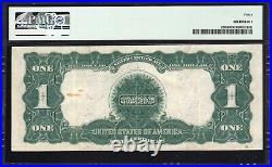 1899 $1 SILVER CERTIFICATE NOTE BLACK EAGLE PMG 40 Fr 236 M97571058A