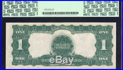 1899 $1 Silver Certificate BLACK EAGLE PCGS 63 PPQ Fr 236 X22763383A