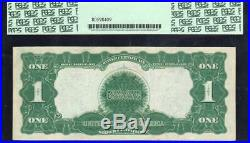1899 $1 Silver Certificate BLACK EAGLE PCGS 64 Fr 233 V84715819V