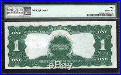 1899 $1 Silver Certificate BLACK EAGLE PMG 30 comment Fr 233 Y39649819Y
