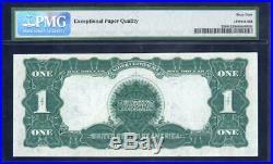 1899 $1 Silver Certificate BLACK EAGLE PMG 64 EPQ Fr 236 V41089416A