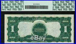 1899 $1 Silver Certificate FR-229 Black Eagle Graded PCGS 64PPQ