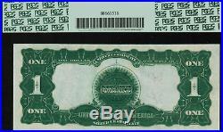 1899 $1 Silver Certificate FR-230 Black Eagle Graded PCGS 58PPQ