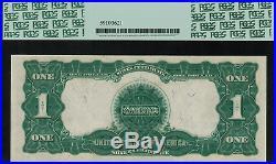 1899 $1 Silver Certificate FR-236 Black Eagle Graded PCGS 65PPQ Gem New