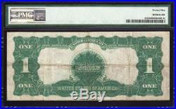 1899 $1 Silver Certificate PMG 25 BLACK EAGLE Fr 236 V83262430V