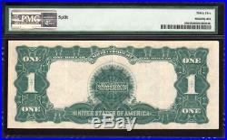 1899 $1 Silver Certificate PMG 35 comment Fr 236 BLACK EAGLE V23362462A