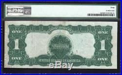 1899 $1 Silver Certificate PMG 40 Fr 229 BLACK EAGLE V88462931