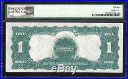 1899 $1 Silver Certificate PMG 55 Fr 236 BLACK EAGLE V71076793A