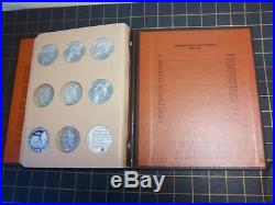 1986 -2016 American Silver Eagle Complete Set 31 Coins Dansco Album Free Ship