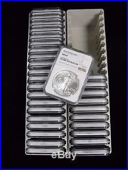 1986-2016 MS69 NGC American Silver Eagle 31 Coin Set #1B 2B