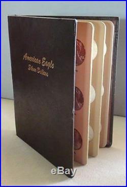 1986 2017 AMERICAN SILVER EAGLES COMPLETE SET 32 Gem BU COINS