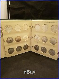 1986 to 2017 UNC American Eagle Silver Set (32 Coins) set in Album
