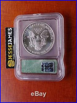 1990 Silver Eagle Icg Ms70 Better Date Stunning Coin. See All My Others