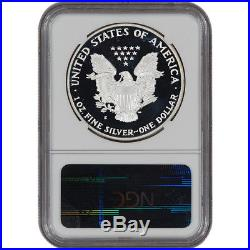 1992-S American Silver Eagle Proof NGC PF70 UCAM