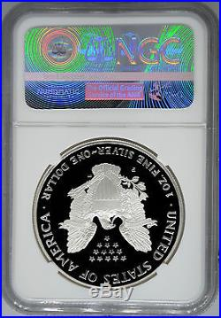 1994-P NGC PF70 Ultra Cameo Proof Silver Eagle