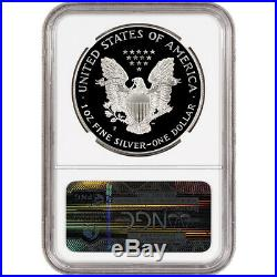1995-P American Silver Eagle Proof NGC PF70 UCAM
