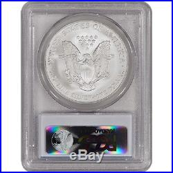2005 American Silver Eagle PCGS MS70