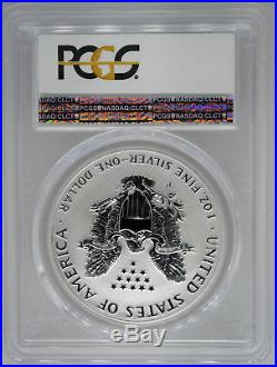 2006-P PCGS PR70 Deep Cameo Reverse Proof Silver Eagle