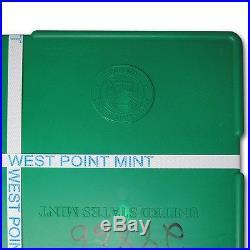 2010 Silver American Eagle Coin 500 Coin Monster Box Sealed Box SKU #59546