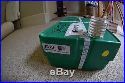 2010 Silver Eagle Dollars 999 Sealed Monster Box 500 Troy OZ