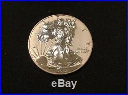 2012-S AMERICAN SILVER EAGLE 2-COIN SAN FRANCISCO SET With REVERSE PROOF IN OGP