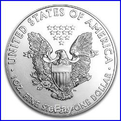 2013 1 oz Silver American Eagles (20-Coin MintDirect Tube) SKU #74567