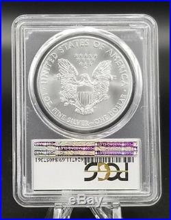 2015 P Silver Eagle MS69 PCGS