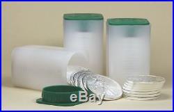 2016 1 oz Silver American Eagle Coins BU (3 Lots, Roll, Tube of 20) 60 ct TTI