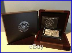2016 3oz Pure Silver Coin and Bar Set 30th Anniversary American Silver Eagle