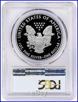 2016-W American Proof Silver Eagle Congratulations PCGS PR69 DCAM SKU49929