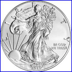 2016-W American Silver Eagle Burnished NGC MS70