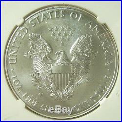 2016 W Burnished Silver Eagle ANNUAL DOLLAR SET $1 NGC MS 70 with FREE BONUS