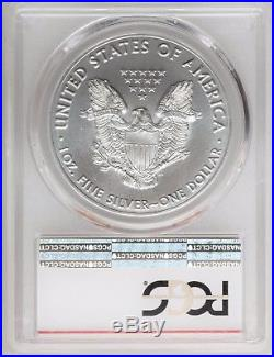 2017 (P) $1 Silver Eagle PCGS MS70 FIRST STRIKE AT PHILADELPHIA Green Label