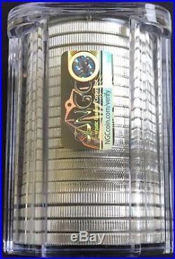 2017-(P) Silver Eagle Struck at Philadelphia Mint NGC Roll of x20 GEM UNC
