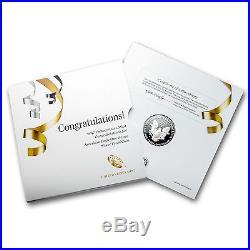 2017-S 1 oz Proof Silver American Eagle (Congratulations Set) SKU #149988