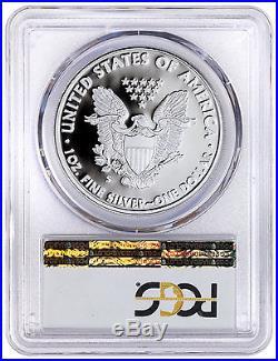 2017-S Proof Silver Eagle Congratulations Set PCGS PR70 DCAM FS SKU47338