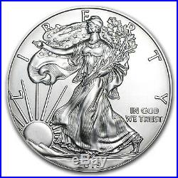 2019 1 oz Silver Eagles (20-Coin MintDirect Premier Tube) SKU#171425
