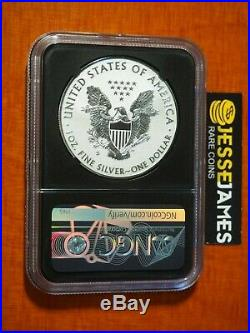 2019 S Enhanced Reverse Proof Silver Eagle Ngc Pf70 First Day Of Issue Coa 19492