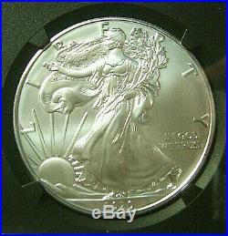 2020 (P) American Silver Eagle S$1 EMERGENCY RELEASE NGC MS70 FDI MERCANTI LABEL