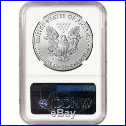 2020 W American Silver Eagle Burnished NGC MS70 Early Releases
