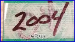 (20) 2004 American Silver Eagles20Oz. UNOPENED BU, Liberty #8