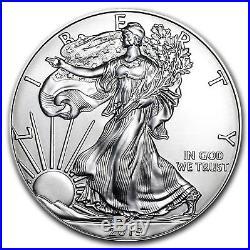 (20) 2019 1 Oz. American Silver Eagle Coins First Strike Pre-sale