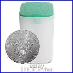 20 x 1oz American Silver Eagle coins