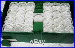 500 x 1oz American Silver Eagles 2013 Monsterbox UK seller