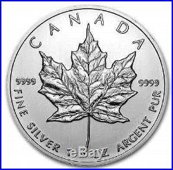 52 ounces inc 34x 1oz 999 Silver Maples & 18 x Silver Eagles 1oz 999 Free post