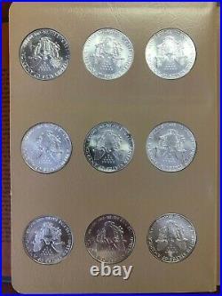AMERICAN EAGLE SILVER DOLLARS FULL SET 1986-2020 (35 Total)