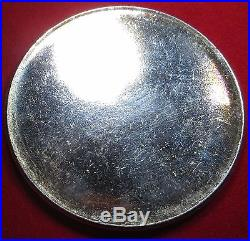 ASE Blank Planchet $1 American Silver Eagle One Dollar US 31.1g 40mm. 999 Silver